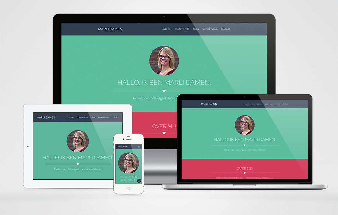Website Marli Damen