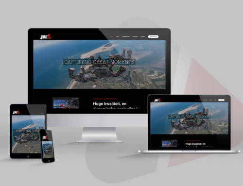 Nieuwe Website voor ML Media Productions