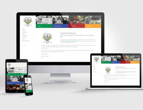 Nieuwe Website voor Schutterij St. Sebastianus in Ell