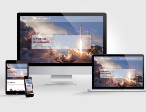 Nieuwe website voor MerQurious